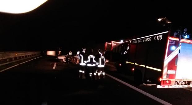 Roma, ha un malore mentre guida in autostrada: muore 74enneromano